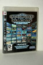 SEGA MEGA DRIVE ULTIMATE COLLECTION USATO OTTIMO SONY PS3 ED UK PAL MB4 47254