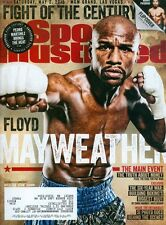 2015 Sports Illustrated: Floyd Mayweather vs Manny Pacquiao Flip Cover