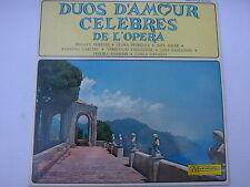 Various - Duos D'Amour Celebres De L'Op..LP France MINT