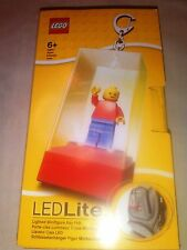 LEGO Lighted Mini Figure Key Fob LED Lite Light Brand New