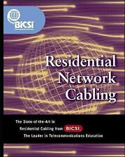 Residential Network Cabling (2002, Paperback)