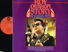 THE ROY ORBISON STORY 20 Classic Hits LP Stereo MASTERS Holland MA 221185 @Exclt