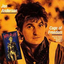 "7"" Jon Anderson (YES) – Cage Of Freedom // Dutch 1984"