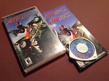 ATV Off Road Fury: Blazin' Trails (PSP) 50% off shipping on additional purchase