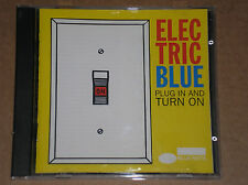 ELECTRIC BLUE (ALPHONSE MOUZON, RONNIE FOSTER, MONK HIGGINS, GENE HARRIS) - CD