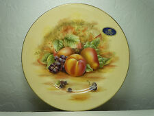 Aynsley Orchard Gold Bread and Butter Plate