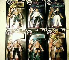 WWE BACKLASH Best of Set John Cena,Triple H,Shawn,Jeff Hardy,Rey,Randy Figures