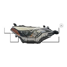 TYC 20-9493-00-1 NEW Headlight Assembly Passenger for 2014 - 2015 Toyota Corolla