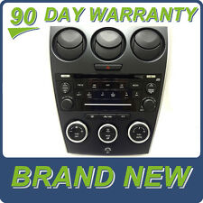 NEW 06 07 08 MAZDA 6 Radio Stereo CD Player Auto Climate Temp Controls OEM