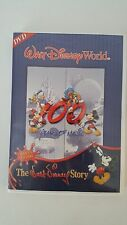 100 Years Of Magic Walt Disney World The Walt Disney Story DVD RARE OOP