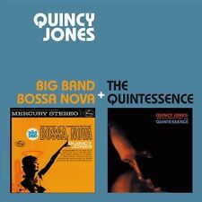Quincy Jones - Big Band Bossa Nova / Quintessence [New CD]