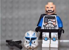 Star Wars - Captain Rex Minifigure SEALED!! FREE SHIPPING!! Lego Compatible