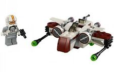 LEGO Star Wars ARC-170 Starfighter New in Box 75072 Microfighters Free shipping