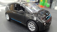 BMW i3 nuovo nero 1/32 scala pressofusione automobile regalo