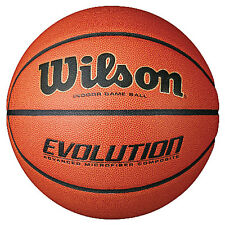 NEW Wilson Evolution OFFICIAL Game Ball Basketball Size 29.5