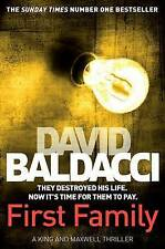 First Family by David Baldacci (Paperback, 2013)