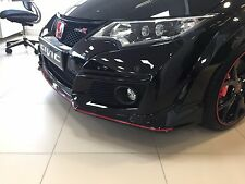 GENUINE HONDA CIVIC TYPE R FRONT BUMPER COVER 2015-2016 *ALL COLOURS AVAILABLE*