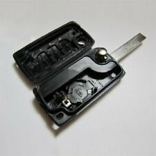 3 Button Car Key Folded Case Shell Uncut Blade for Peugeot 207 307 407 308 OV