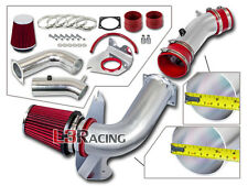 RED COLD AIR INTAKE KIT+ DRY FILTER FOR FORD 99-04 Mustang 3.8L V6