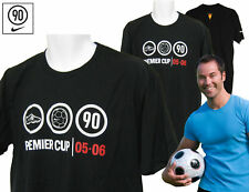 Nike 90 PREMIER CUP 05-06 Cotton T Shirt  Black L
