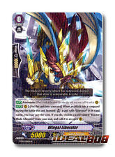 Cardfight Vanguard  x 4 Wingal Liberator - BT10/026EN - R Mint