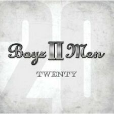 BOYZ II MEN - TWENTY 2 CD SOUL NEU