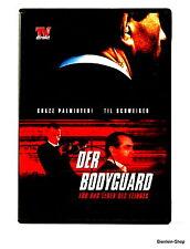 DVD - DER BODYGUARD - FÜR DAS LEBEN DES FEINDES - FILM - TOP ZUSTAND