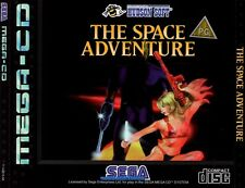 # Sega Mega-CD-cobra: the Space Adventure (mercancía nueva/new/not sealed) #