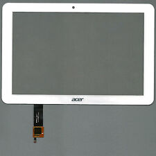 Replacement WHITE Touch Screen Digitizer Lens Acer Iconia Tab A3 - A20 FHD 32GB