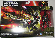 Star Wars The Force Awakens Elite Speeder Bicicleta Con Stormtrooper Figura