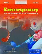 Emergency Care And Transportation Of The Sick And Injured (Orange Book), America