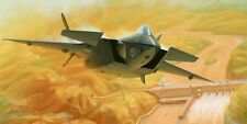 Trumpeter 1/72 #01665 Chinese PLA J-20 Mighty Dragon (Prototype No.2011)