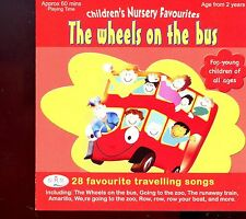 The Wheels On Bhe Bus / Kids Favourite Travelling Songs