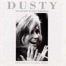 Dusty Springfield DUSTY - VERY BEST OF 24 Track Collection NEW SEALED CD
