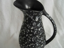 """VINTAGE HAND MADE RED WING PITCHER, USA, CASUAL SHAPE, 9"""" TALL, #2313?"""