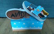 Vans Toy Story Old Skool Woody Denim Size 4