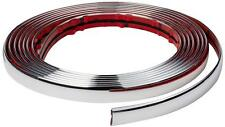 5MM x 5M CHROME TRIM MOULDING STRIP SELF ADHESIVE INTERIOR EXTERIOR Car Van NEW