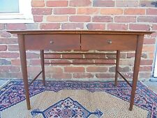 Vintage Mid Century Modern lamp Table with Drawers Mccobb Eames Era Furniture