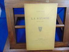 Tardy La Savoie de 1814 à 1860...