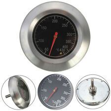 Barbecue BBQ Smoker Grill Stainless Steel Thermometer Temperature Gauge 60-430℃