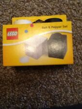 LEGO 850705 SALT AND PEPPER SET SEALED BRAND NEW 2013