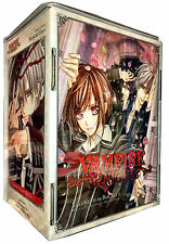 Vampire Knight Volumes 11-19 Box Set Mini Art Book Matsuri Hino 9781421575889