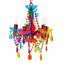Silly Gypsy Chandelier Lamp, Multi-Colour SY100772MC