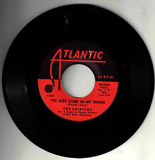 "DRIFTERS!! - ""I'VE GOT SAND IN MY SHOES"" B/W ""HE'S JUST A PLAYBOY"" MONO 45 VG+!!"