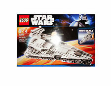 NEW IN BOX SEALED Lego Star Wars Midi-Scale Imperial Star Destroyer (8099) Rare