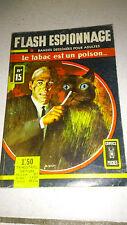 Flash Espionnage -15. Le Tabac est un poison 09/1967- Arédit