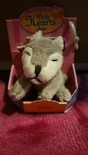 """Only Hearts Pets """"ALPHA THE WOLF""""  Only Hearts Club RARE NEW IN BOX"""