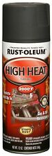 Rust-Oleum 248903 Automotive 12-Ounce High Heat 2000 Degree Spray Paint NEW AOI
