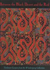 NEW BOOK - Turkmen Carpets from the Wiedersperg Collection