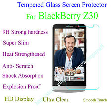 Branded Tempered Glass Screen Protector HD Quality For BlackBerry Z30
